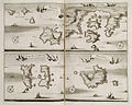 Maps of Nisyros, Chalki, Alimia, Symi and Tilos - Dapper Olfert - 1688.jpg