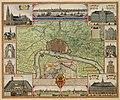 Marchionatus Sacri Romani Imperii - Antwerpen, het markgraafschap en de belangrijkste gebouwen (Claes Jansz. Visscher, 1624).jpg