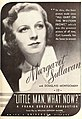 Margaret Sullavan in ' Little Man, What Now', 1934.jpg