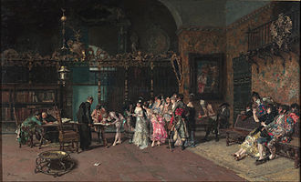 Marià Fortuny - Image: Marià Fortuny The Spanish Wedding Google Art Project