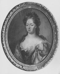 Portrait of Maria Amalia, 1653-1711