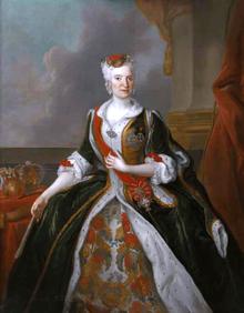 Erzherzogin Maria Josepha von Österreich, spätere Kurfürstin von Sachsen (Quelle: Wikimedia)