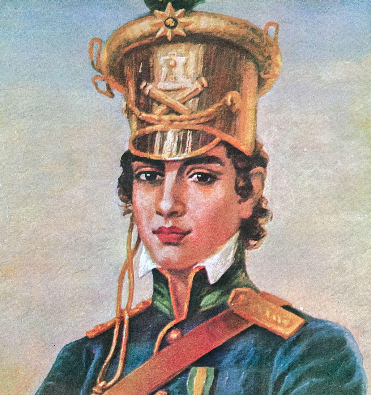 Maria Quitéria – Wikipédia 1387db77beb