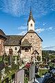 Maria Saal Karnburg Pfalzstrasse Pfarrkirche Annenkapelle 02102018 4881.jpg