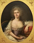 Marie Louise Thérèse de Savoie, Madame la princesse de Lamballe par Joseph Duplessis.jpg