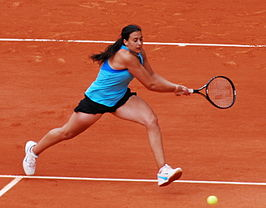 Winnares in het enkelspel, Marion Bartoli