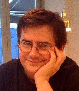 Mark Beech (writer) - Image: Mark Beech writer