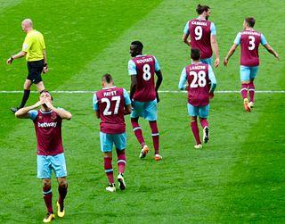 2015–16 West Ham United F.C. season West Ham United 2015–16 football season