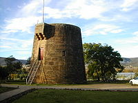 La torre martello de Fort Beaufort