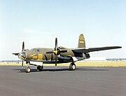 Martin B-26G in Dayton