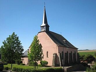 Longsdorf - Church in Marxbierg (part of Longsdorf)