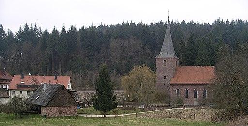 Marxzell Kirche 1