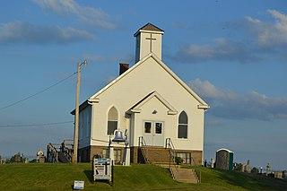 Jackson Township, Noble County, Ohio Township in Ohio, United States