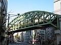 Matsuzumi-cho overhead bridge(Soubu-line).jpg