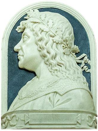 Matthias Corvinus - Image: Matthias Corvinus
