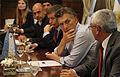 Mauricio Macri firmó convenios de colaboración con los intendentes de cinco municipios de Catamarca (8103637956).jpg
