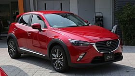 Image illustrative de l'article Mazda CX-3