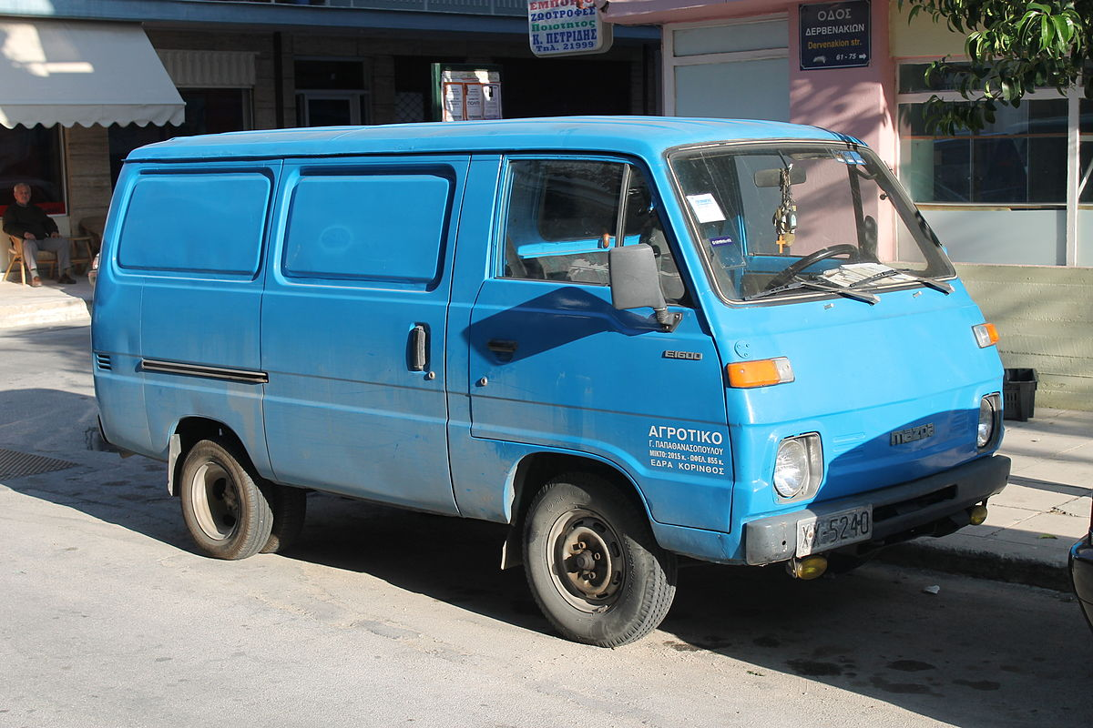 Mazda E-1600 - Wikipedia