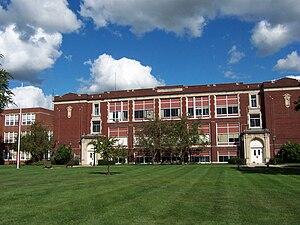 Wellington, Ohio - Image: Mc Cormick Middle School Wellington