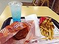 McDonald's Hawaiian Spicy Barbecue set.jpg