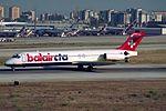 McDonnell Douglas MD-87, BalairCTA JP6199742.jpg