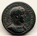 Medaglione di gordiano pio, 242 dc., roma.jpg