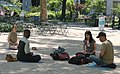 Meditating in Madison Square Park.jpg