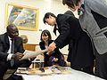 Meeting with Youth Communicators in Hiroshima (11050371545).jpg