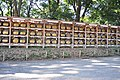 Meiji Shrine - Bourgogne wine offerings 01 (15545922037).jpg