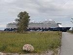Mein Schiff 6 in Port of Tallinn Tallinn 5 July 2017.jpg