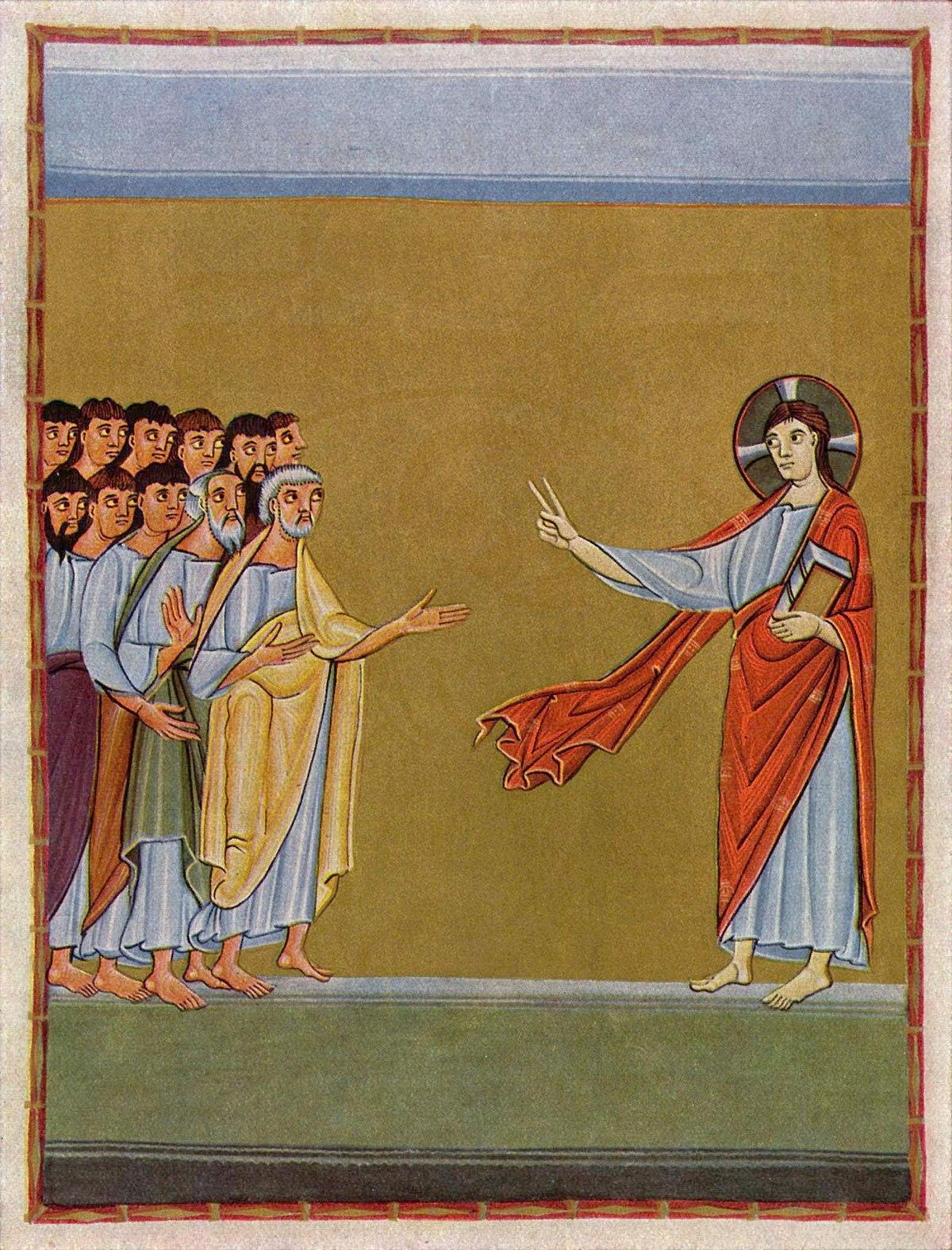 Evangelium Zur Taufe
