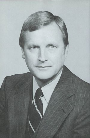 Mel Carnahan - Carnahan as state treasurer in 1981