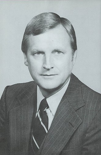 Mel Carnahan - Carnahan as state treasurer in 1981