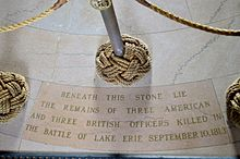 The Memorial Plaque on the Floor of the Rotunda