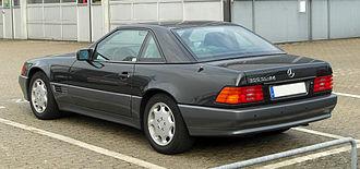 Mercedes-Benz SL-Class (R129) - 1989–1995 Mercedes-Benz 300 SL-24