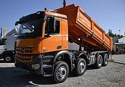 Mercedes-Benz Arocs - dump truck version (1).JPG