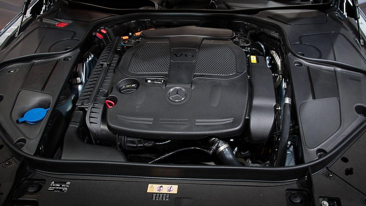 Mercedes-Benz M276 engine - Wikipedia