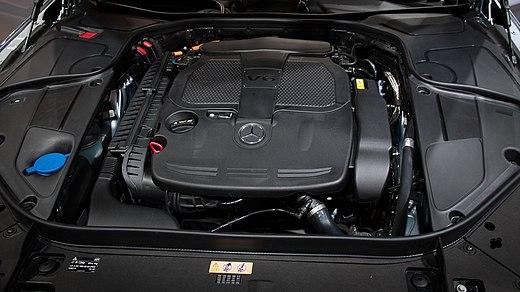 двигатель мерседеса амг 5.5 атмосфер 113 отзывы