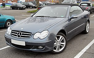 Mercedes Benz A209 front 20081128 flipped.jpg