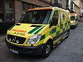 Mercedes Sprinter Ambulance in Malmo pic7.JPG