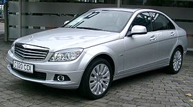 Mercedes Classe C (W204)