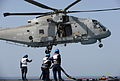 Merlin Helicopter with 820 Naval Air Squadron MOD 45158002.jpg