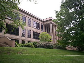 Ohio State Normal College at Kent - Image: Merrill Hall 1