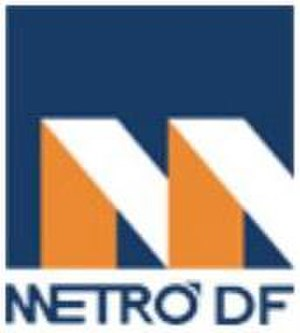 Brasília Metro - Image: Metrô DF logo