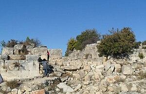 Meydancık Castle - Image: Meydancık Castle, Mersin Province