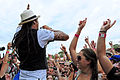 Michael Franti and Spearhead @ Fremantle Park (17 4 2011) (5648206829).jpg
