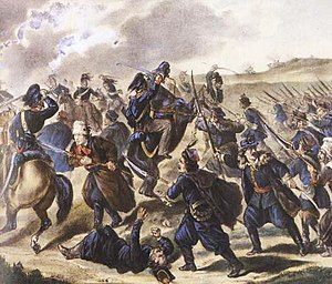 Battle of Miechów - Battle of Miechów