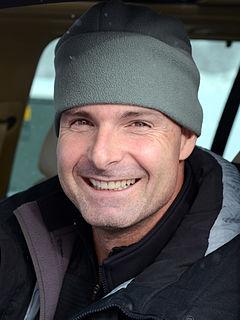 Mike Kohn American bobsledder