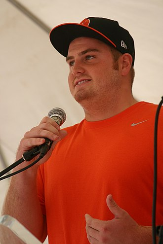 Mike Remmers - Remmers in 2011 at OSU