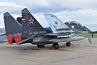 Mikoyan-Gurevich MiG-29K 'RF-92324 - 48 blue' (36928677816).jpg